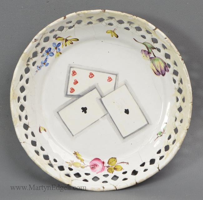 Antique Bilson enamel tray