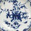 Antique Worcester porcelain saucer