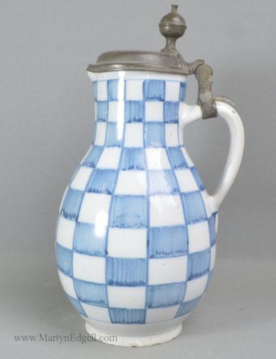 Antique Dutch Delft jug