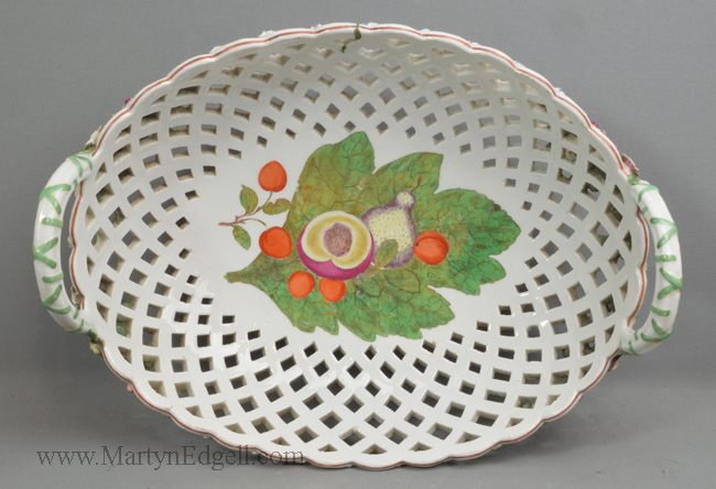 Antique Chelsea porcelain bowl