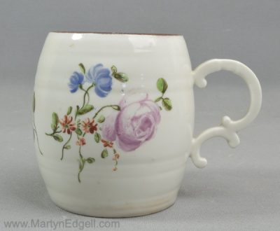 Antique Chantilly mug