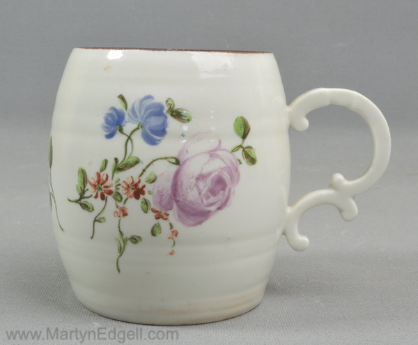 Antique Chantilly mug