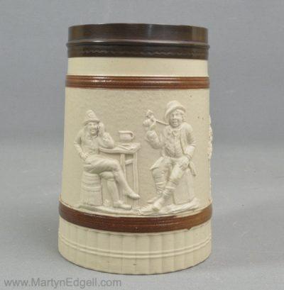 Antique Turner mug