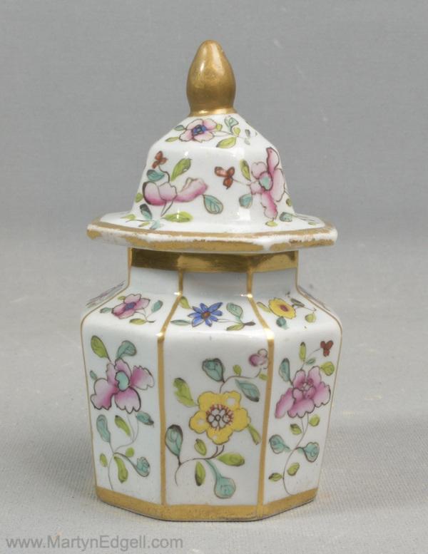 Antique Mason's ironstone vase