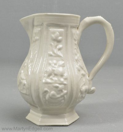 Antique saltglaze jug