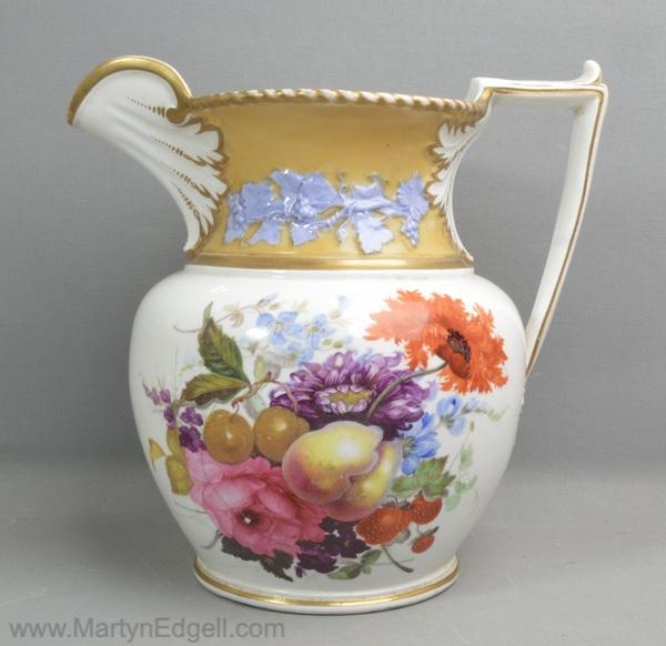 Antique porcelain jug