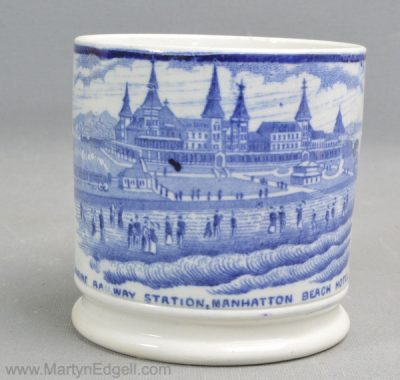 American commemorative mug