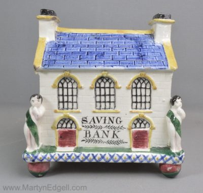 Prattware savings bank