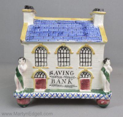 Prattware savings bank
