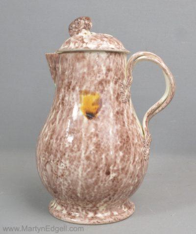 Whieldon creamware jug