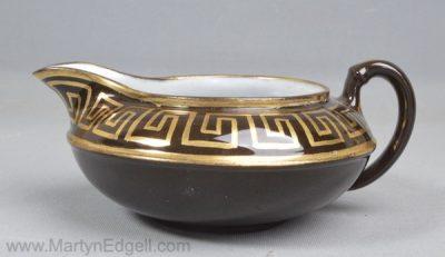 Wilson pottery creamer