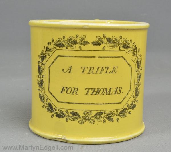 Canary child's mug