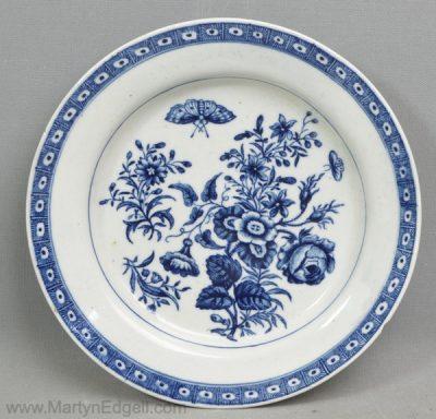 Worcester porcelain plate