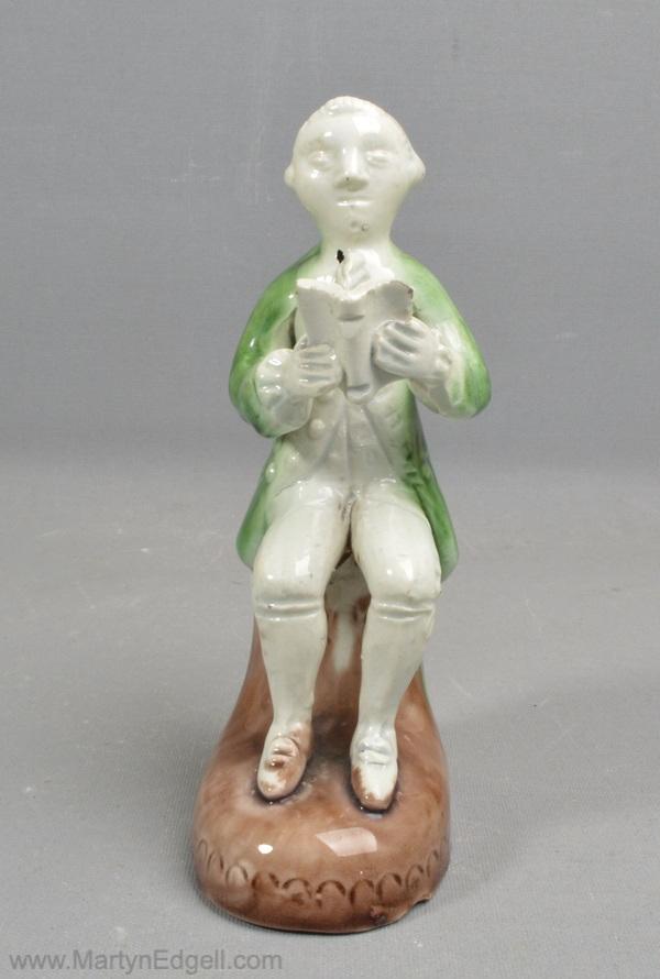 Astbury Whieldon Figure