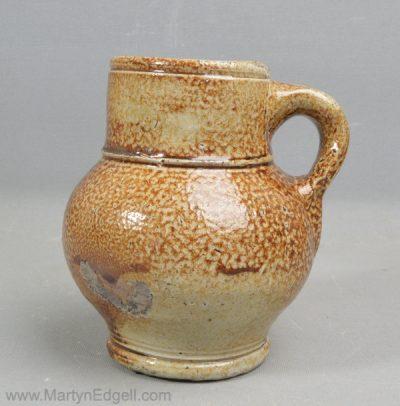 German stoneware mug