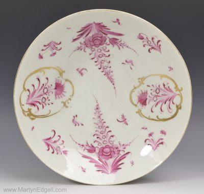 Worcester porcelain dish