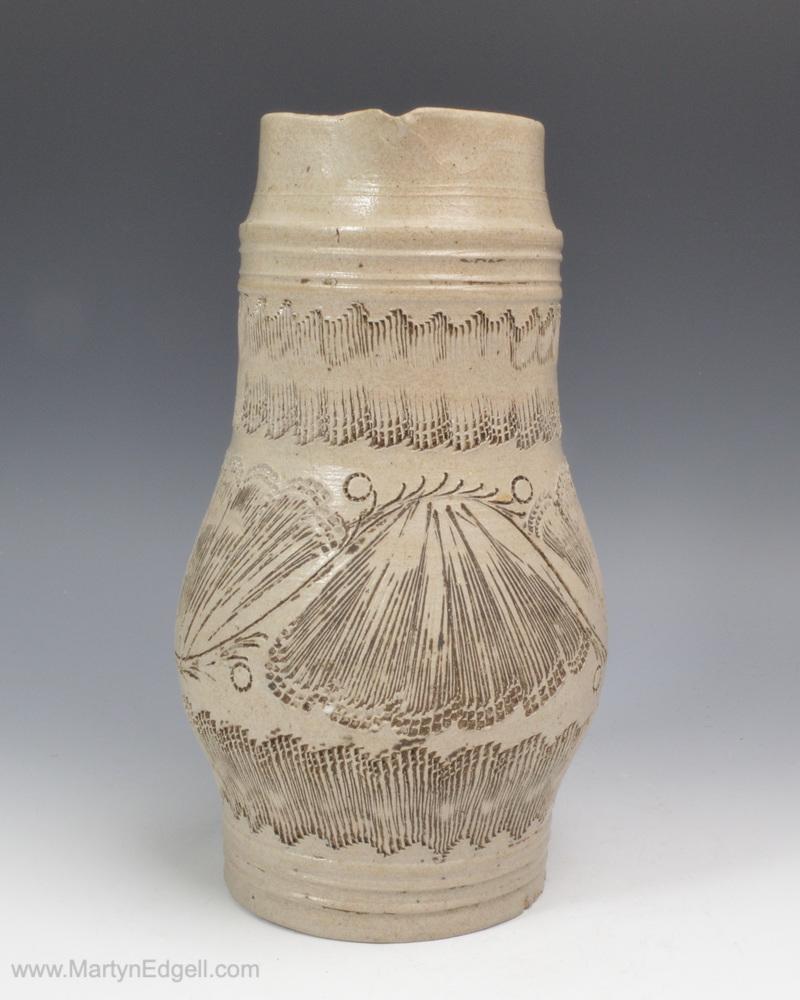 Raeren stoneware jug