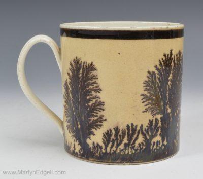 Creil Mochaware coffee can