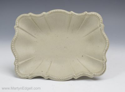 Stoneware tray