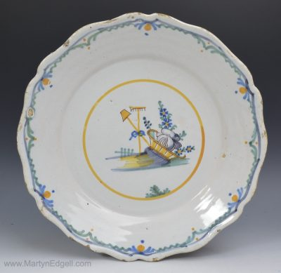 French revolutionary plate