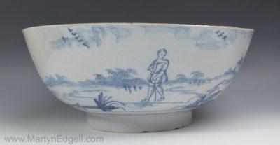 Bristol delftware bowl