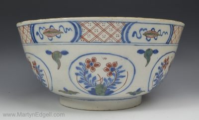 London delft bowl