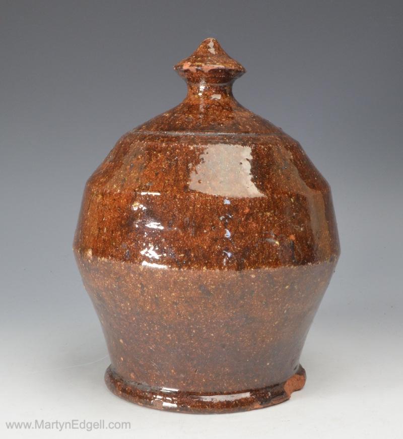 Pottery savings bank