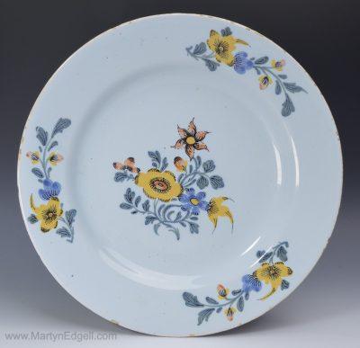 Fazackerly delft plate