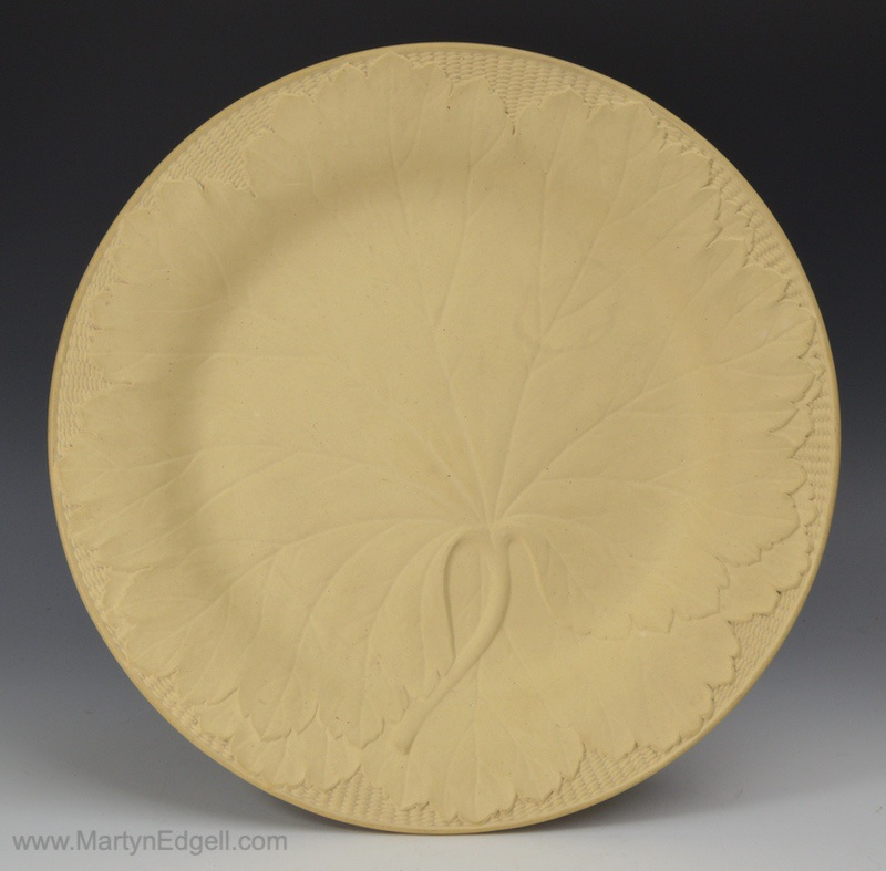 Wedgwood caneware plate