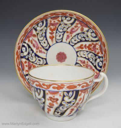 Worcester porcelain cup & saucer