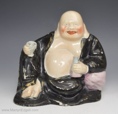 Staffordshire figure