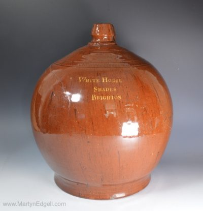 Sussex redware pottery