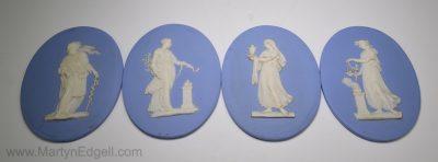 Wedgwood jasperware plaques