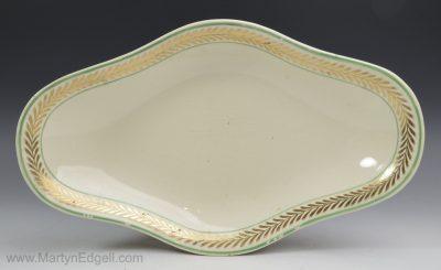 Wedgwood creamware dish