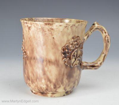 Whieldon coffee cup