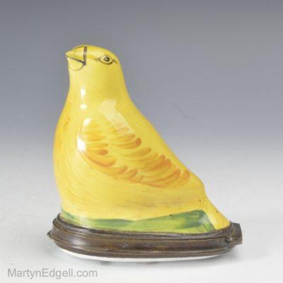 Bilston enamel bird box