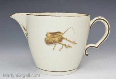 Wedgwood creamware jug