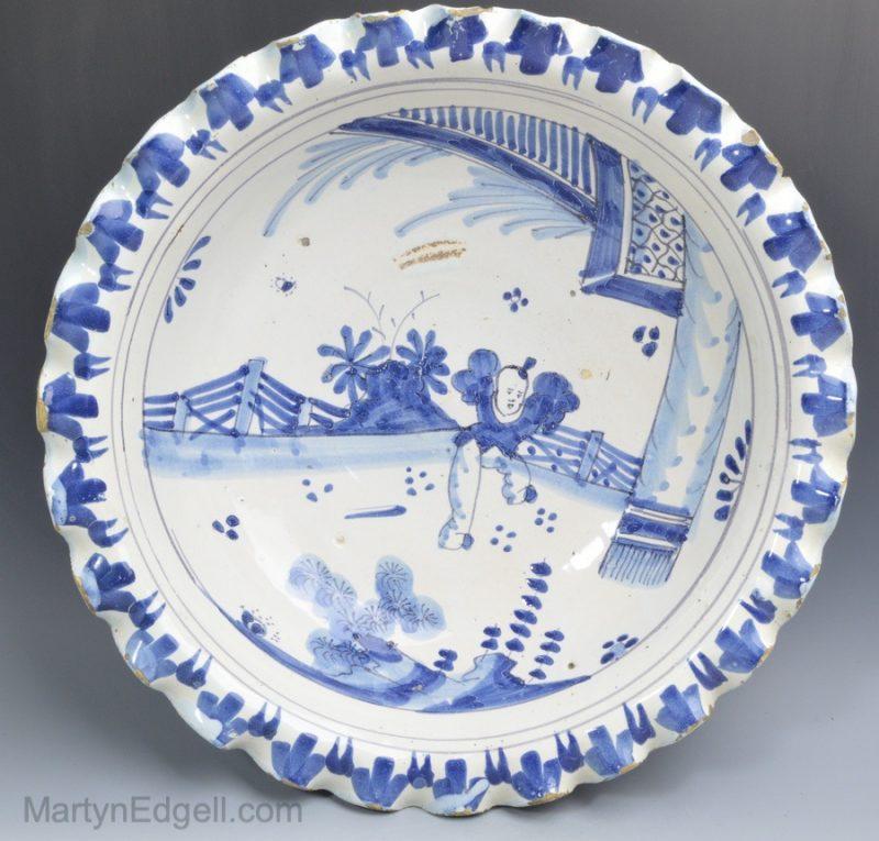 Bristol Delft bowl