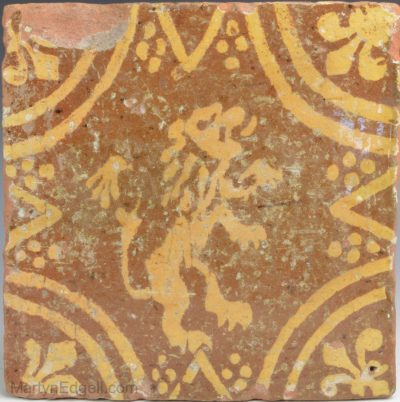 Low Countries tile