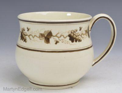 Creamware Wedgwood cup
