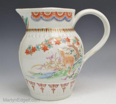 Japanese porcelain jug