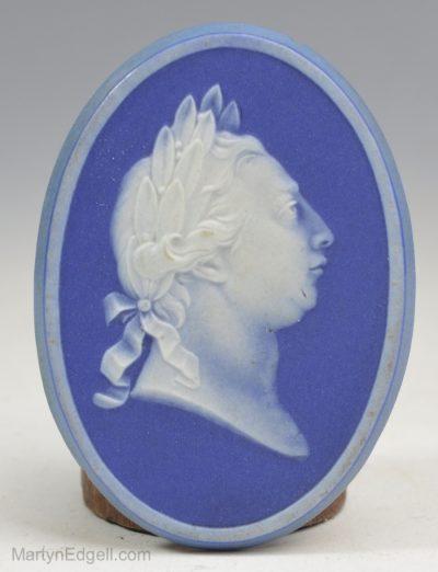 Commemorative Wedgwood plaque