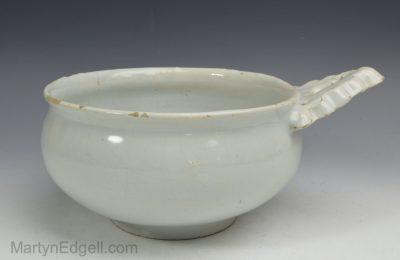London Delft bleeding bowl
