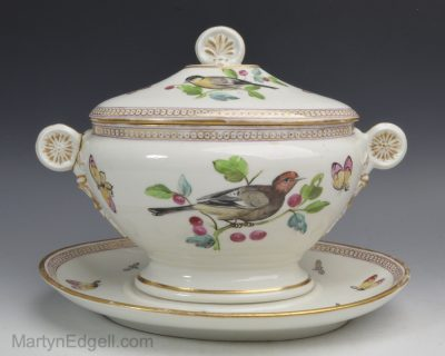 French porcellain tureen