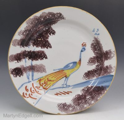 Bristol Delft plate