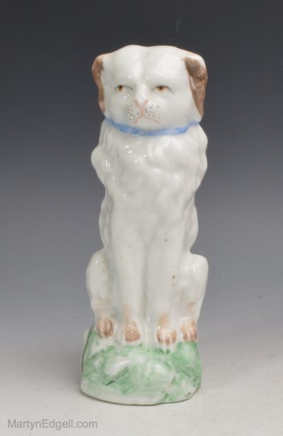 German porcelain dog