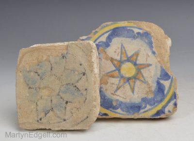 Spanish Toledo tiles