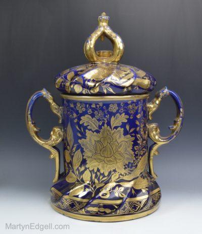 Masons ironstone vase