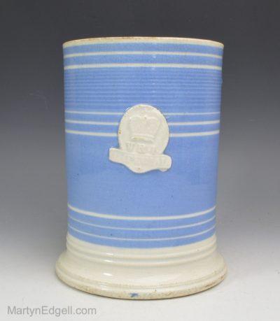 Mochaware mug