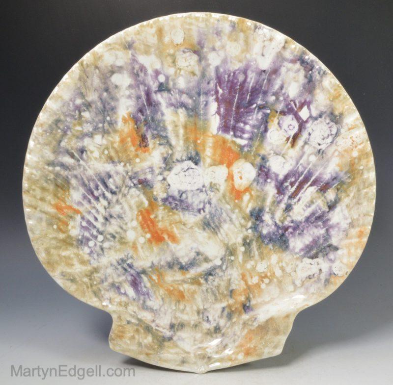 Wedgwood lustre plate